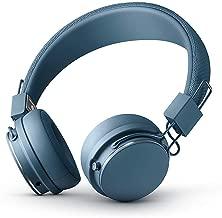 Urbanears Plattan 2 Bluetooth On-Ear Headphone,  Indigo (04092112) (Renewed)