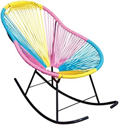 Amazon.es: sillas mecedoras - Mimbre / Muebles: Hogar y cocina