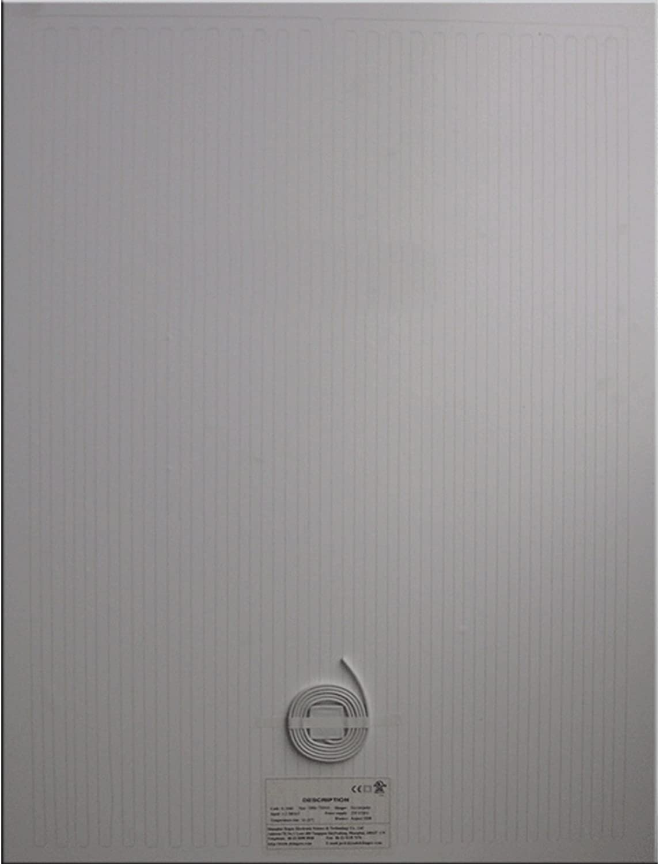 Radimo MD18x26 Mirror Defogger Pad Rectangular 18-Inch By 26-Inch, 120-volt