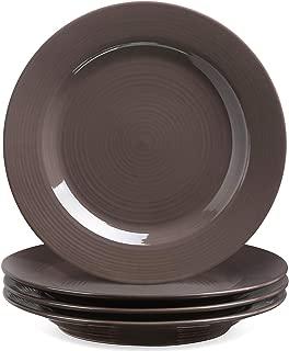 Best brown ceramic plates Reviews