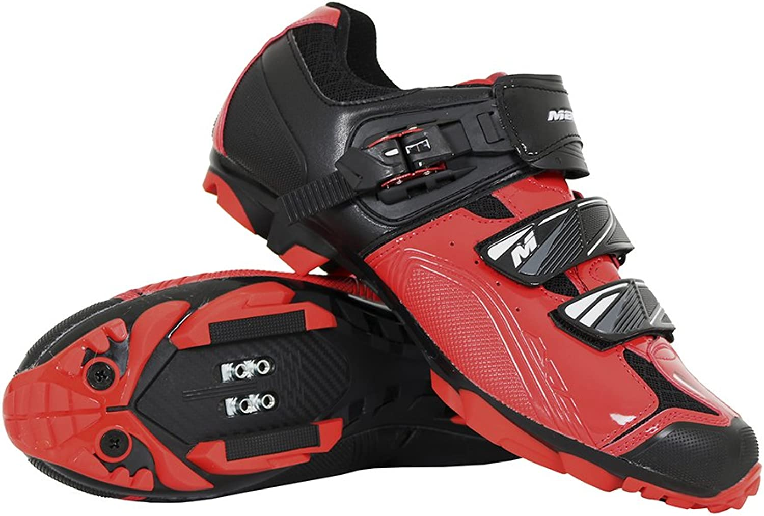 Massi Unisex Adults' Zapatillas Ctra. Arion Dual 2.0 Mountain Biking shoes, Red (Red, Red), 6 UK