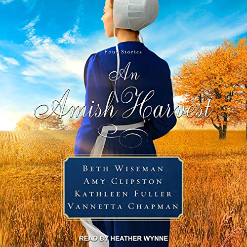 An Amish Harvest cover art