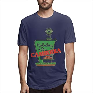 TilliessLeve Dead Kennedys Holiday in Cambodia Trend Tee