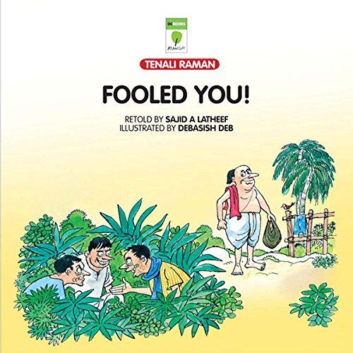 『Fooled You! (Tenali Raman)』のカバーアート