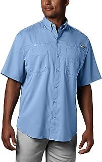 Columbia Men's Tamiami II Short Sleeve Shirt, Sail, X-Large
