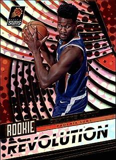 2018-19 Panini Revolution Rookie Revolution #9 Deandre Ayton Phoenix Suns NBA Basketball Trading Card