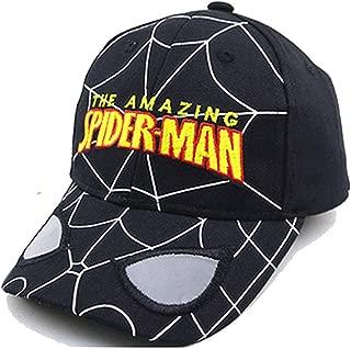 Fashion Children Boys Girls Hats The Amazing Spider-Man Cosplay Costume Baseball Cap Snapback Hip-hop Sun Hat