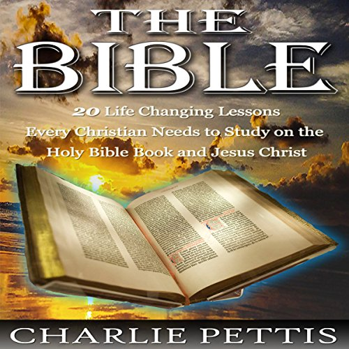 The Bible cover art