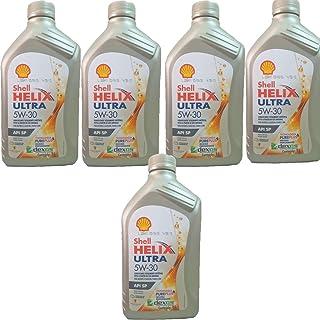 5 Oleo De Motor Shell Helix Ultra 5w30