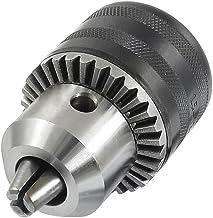 TOOGOO(R) Tipo de llave 1.5-13mm Capacidad B16 Mandril de taladro de perforacion conico