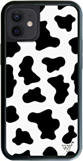 Wildflower Limited Edition Cases Compatible with iPhone 12 and 12 Pro (Moo Moo)