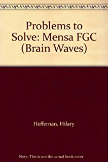 Problems to Solve: Mensa FGC