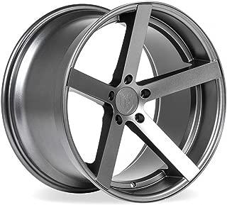 20x9/20x10 Rohana RC22 5x120 20/25 Graphite Wheel fit BMW E39 525 528 530 540