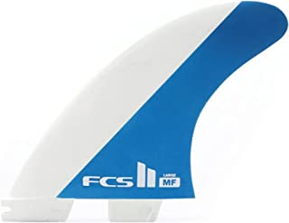 FCS II MF Mick Fanning Tri Fin Set (Medium)