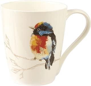 Churchill China Harlequin Persico Lemon Fine Bone China Gift Coffee Tea Mug With Gift Box