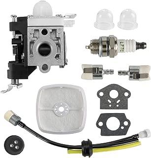 MDAIRC Carburetor with Fuel Line Kit Echo Trimmer, for Zama RB-K85 Echo PB-265L PB-251 PB-265LN Blower A021001350 A021001351 A021001352