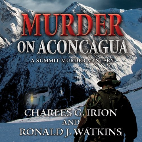 Murder on Aconcagua cover art