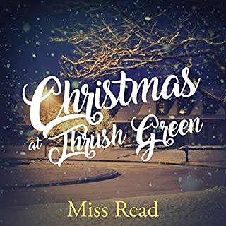 Christmas at Thrush Green cover art