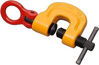 スーパーツール(SUPERTOOL) スクリューカムクランプ 吊クランプ引張り治具兼用型(スイベルタイプ) PAT.P SUC1.6