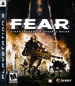 F.E.A.R First Encounter Assault Recon - Playstation 3