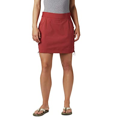 Columbia Anytime Casualtm Skort (Dusty Crimson) Women