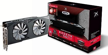 XFX AMD Radeon RX 580 8GB GDDR5 PCI Express 3.0 Graphics Card