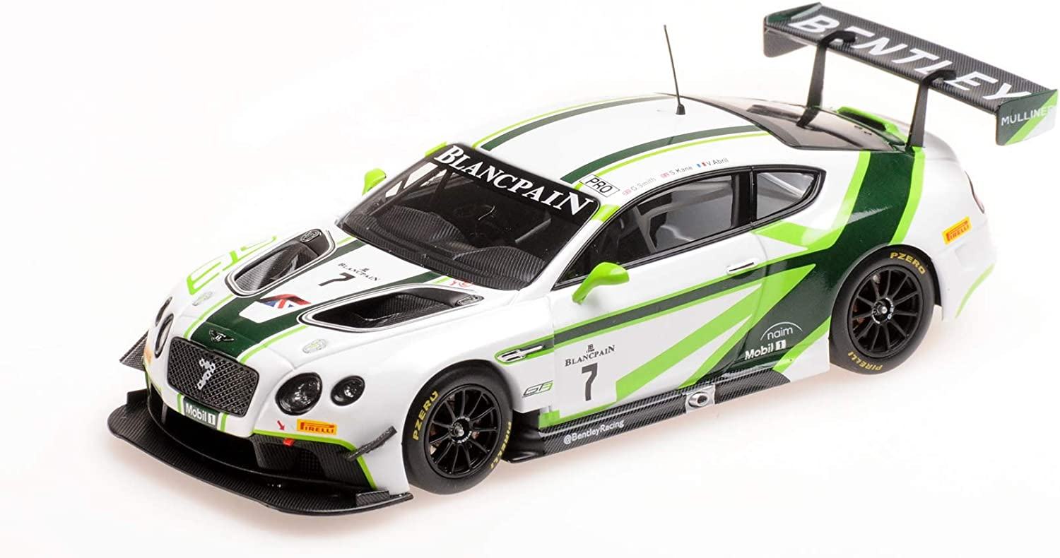 cómodamente Almost Real 430316 - Bentley Continental Gt3    7 2016 - Escala 1 43 - Vehiculo en Miniatura - diecast  caliente