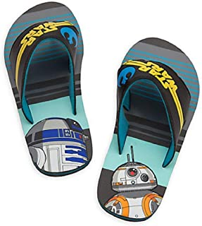 Store Boys Star Wars R2-D2 and BB-8 Flip Flops