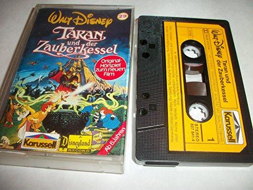 Walt Disney: Sammelserie MC Nr. 29 -Taran und der Zauberkessel [Musikkassette] [Musikkassette]