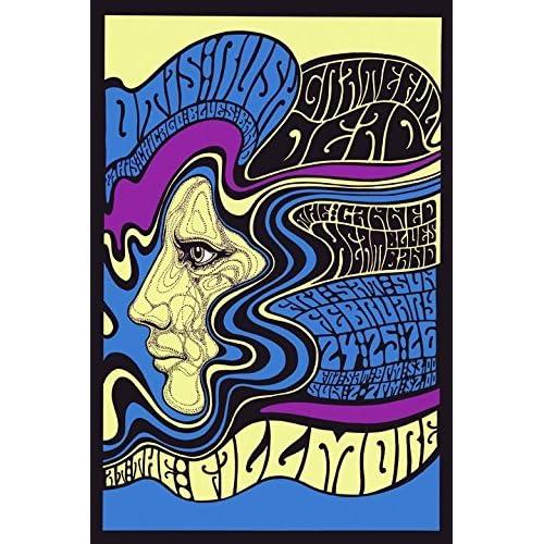 Vintage Rock Posters: Amazon.com
