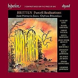 Benjamin Britten : Purcell Realizations