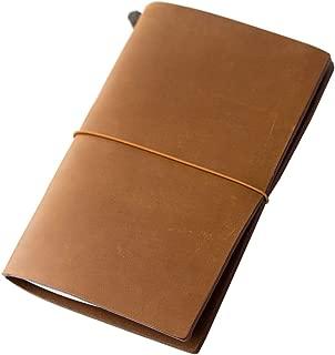 midori traveler's notebook size comparison