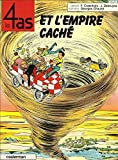 Les 4 as, tome 28 - Les 4 as et l'empire caché