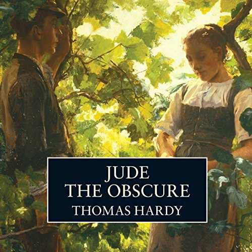 Jude The Obscure cover art