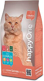 HappyOne Adult Cat Food with Salmon10kg