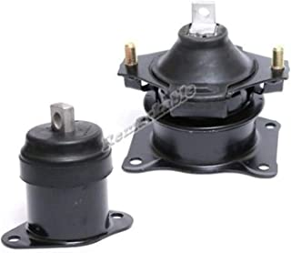 RP Remarkable Power, G279 Fit For 2003-07 Accord Engine Motor Mount Set Front & Right 04-08 TSX TL