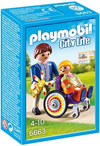 Playmobil 6663 - Kind im Rollstuhl