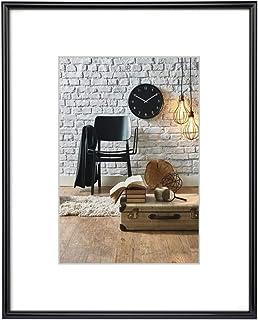 """Hama Cadre photo en plastique """"Sevilla"""" (taille du Cadre de 21 x 29,7 cm (DIN 4) avec bordure de 9 mm x 17 mm, pour une ph..."""