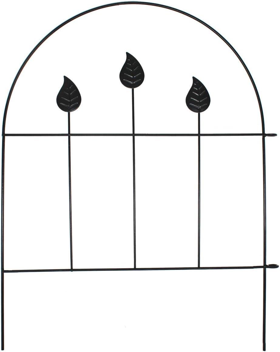 WOLUNWO Decorative Garden Fence 18