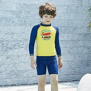 6811ec09d0 Vntoogreat Combinaison de plongée pour Enfants, Maillot de Bain pour  Enfants, Maillot de Bain