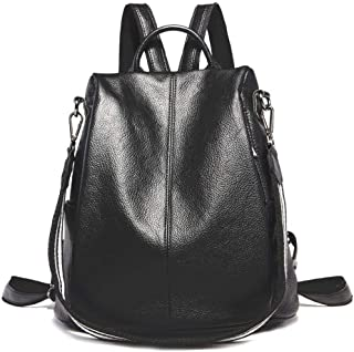 Balalafairy Mens Wallet Credit Card Holder Leather Shoulder Bag,Mens Business Casual Messenger Bag Money Purse Gift for Gents