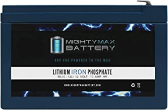 Mighty Max Battery 12V 10AH Lithium Replacement Battery for Speedrite S500 Energizer Brand Product