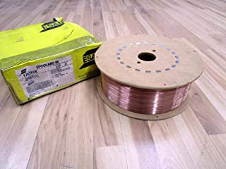 SEPTLS5371382F05 - Esab Welding Solid Wire - SPOOLARC 86 Welding Wire - 1382F05