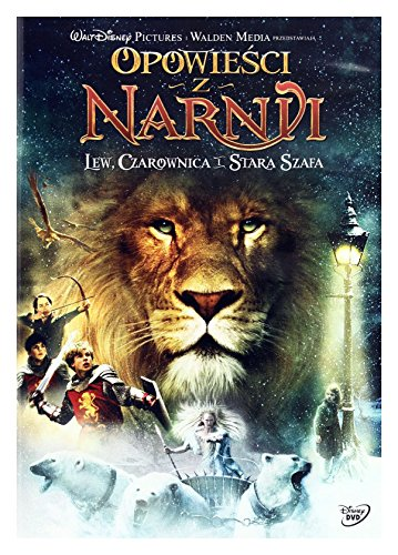 Chronicles of Narnia: The Lion, the Witch and the Wardrobe, The [DVD] [Region 2] (IMPORT) (Keine deutsche Version)