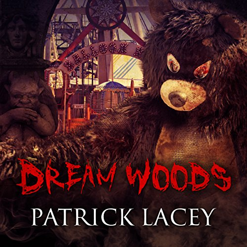 Dream Woods audiobook cover art