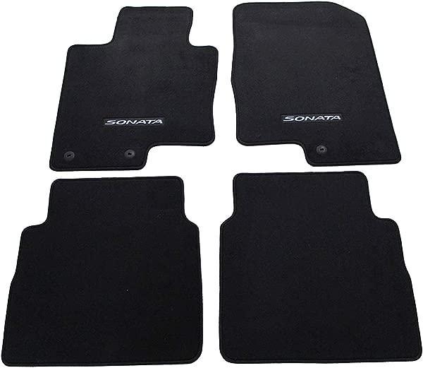 Front Rear Floor Mats For 2011 2014 Hyundai Sonata