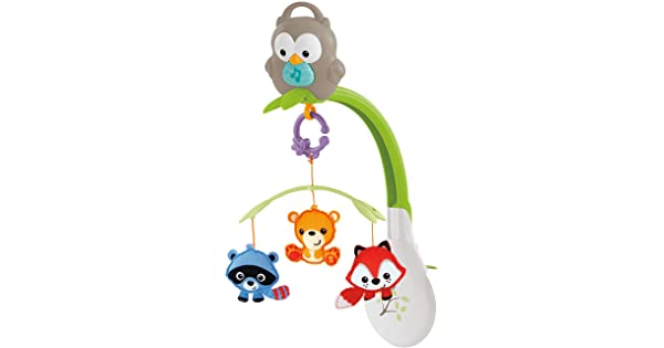 Fisher-Price CDM84 3-in-1 Muscial Mobile