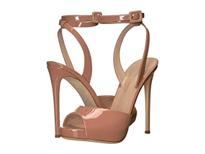 Giuseppe Zanotti Cordelia Platform Sandal (Euphoria) Women