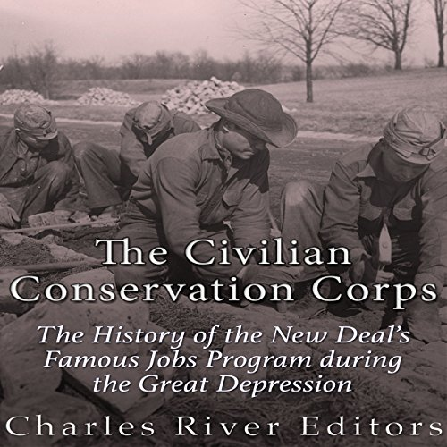 The Civilian Conservation Corps audiobook cover art