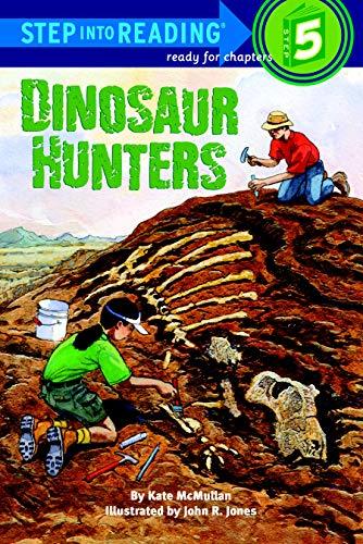 Dinosaur Hunters (Step into Reading)の詳細を見る